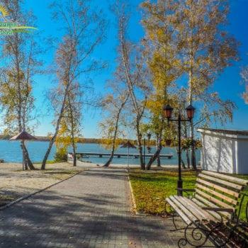 Санаторий Урал территория и природа