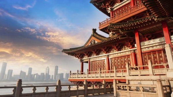 Китай с вылетом из Екатеринбурга