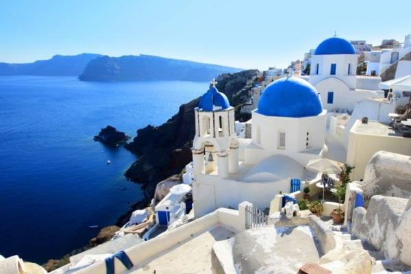 Греция с вылетом из Екатеринбурга