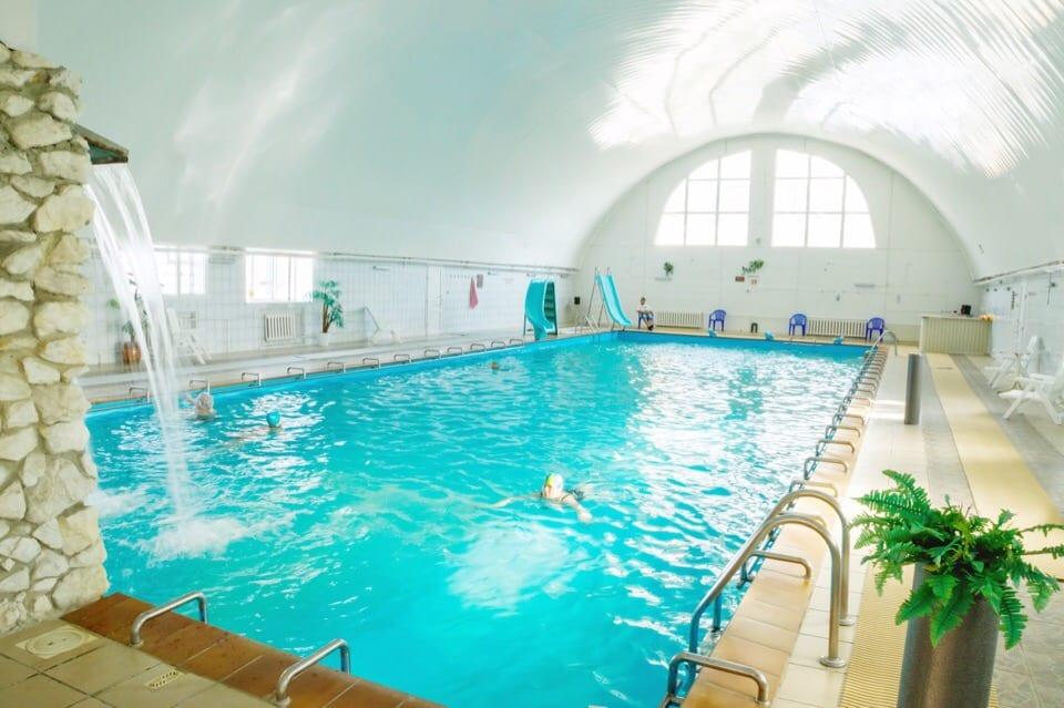 Санаторий Обуховский бассейн